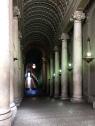 Passageway en route to the Sistine Chapel